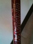 Keiren NJS 53' Makino Red Gold sparkle (3)